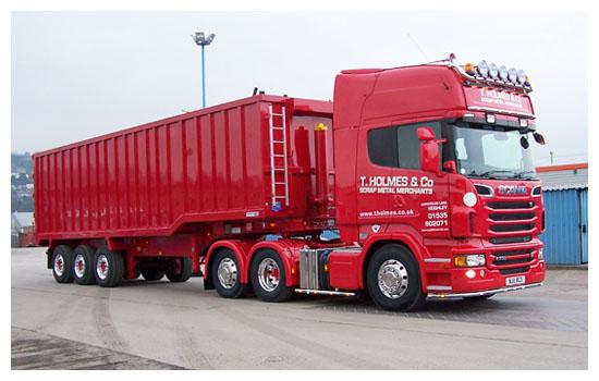 7b1c7d1dad32a9 T.Holmes   Co Scrap Metal Merchants  Transport